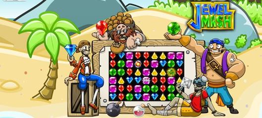 скачать игру Jewels Mash - фото 8